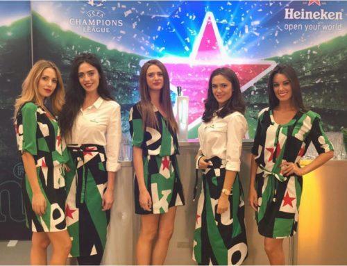 ¿Te gustaría trabajar con nosotros en la Champions?